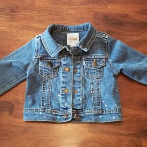Cat & Jack denim jacket